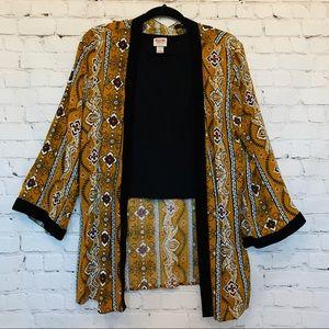 FOREVER 21 Boho Kimono